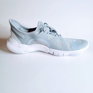 Nike Shoes - NEW Nike Free RN 5.0 Wolf Grey White Running